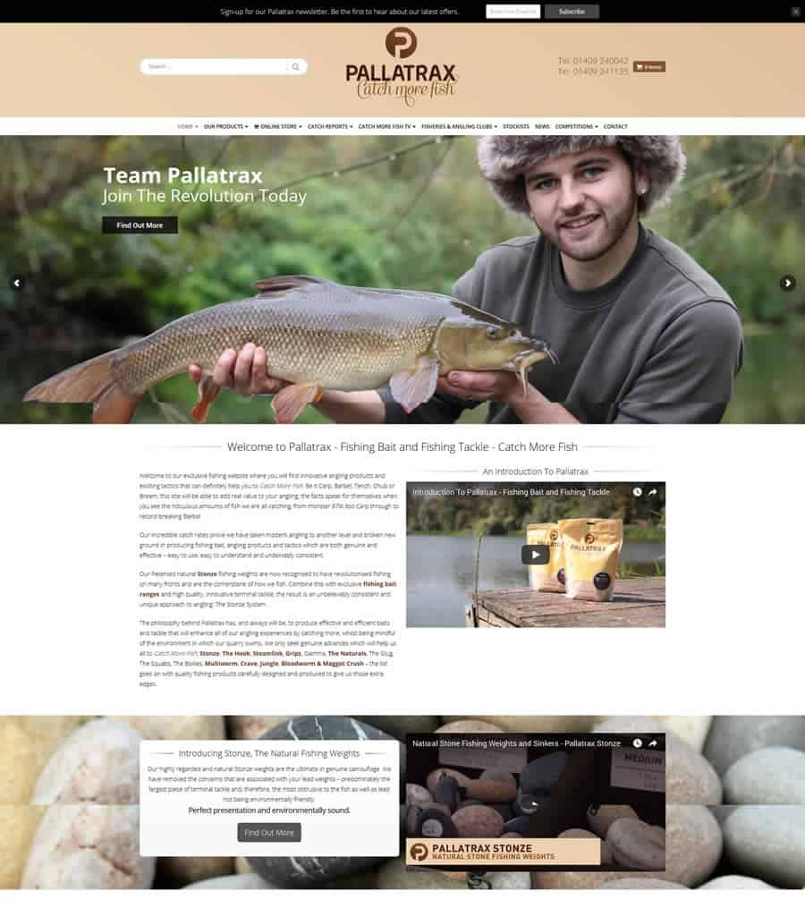Pallatrax Angling International